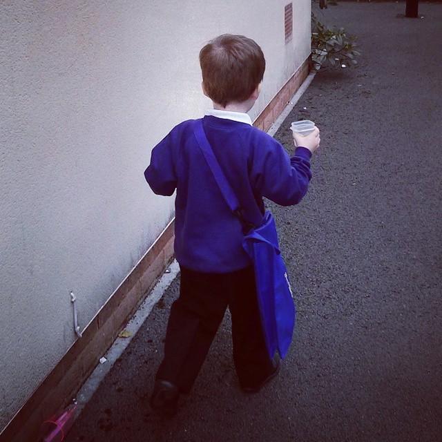Pre-school days!
