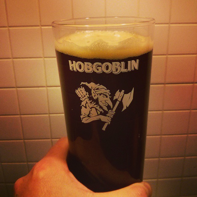 Happy Halloween! #hobgoblin