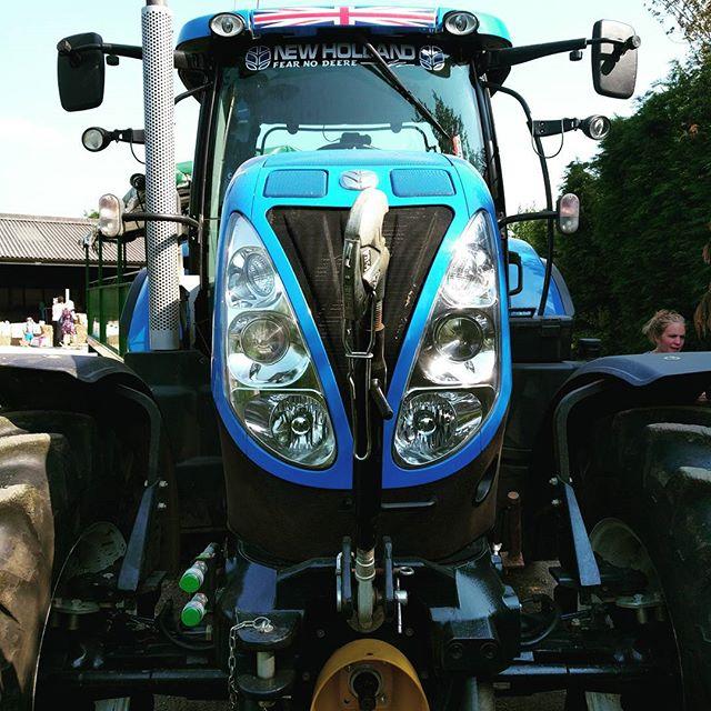 Tractor! #openfarmsunday