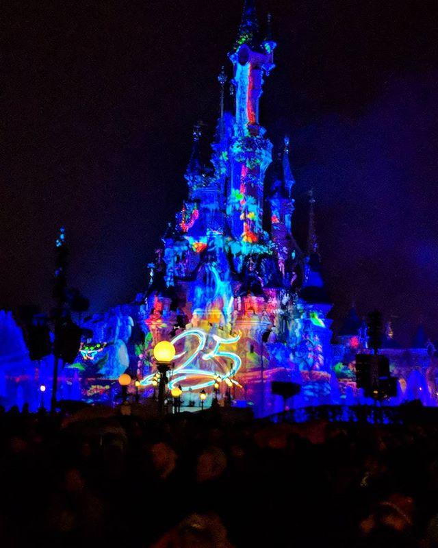 Disneyland Paris - 25 years!